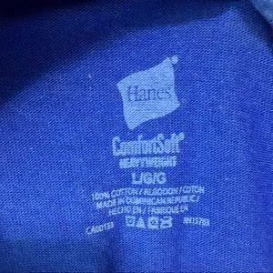 Hanes Shirts - NWT KANSAS CITY WORLD SERIES 2015 CHAMPIONS TEE